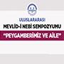 Uluslararası Mevlid-i Nebi Sempozyumu