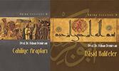 Prof. Dr. Adnan Demircan'dan Üç Yeni Kitap