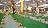 Ramazan'da Haremeyn İftarları
