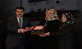 Portalımıza Yılın İnternet Sitesi Ödülü